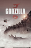 Godzilla - One Sheet Photo