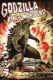 Godzilla - King Posters