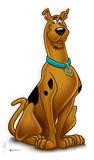 Scooby Do Silhouettes découpées en carton