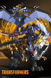 Transformers 4 - Dinobots Prints