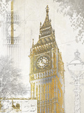 Big Ben Posters by Ben James
