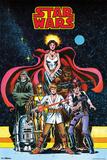 Star Wars - Comic Prints