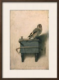 The Goldfinch, 1654 Framed Giclee Print by Carel Fabritius