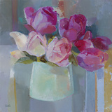 Roses for the Table Giclee Print by Sarah Simpson