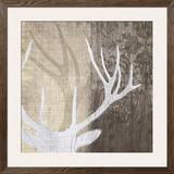 Deer Lodge II Print by Tandi Venter