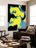 Chin - Yellow Wall Mural by  Steez