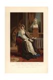 Marie Laetitia Ramolino, Napoleon's Mother Giclee Print by Francois Gerard