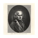 The Actor Thenard, Paris, Circa 1800 Giclee Print by P.L. Debucourt
