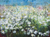Meadow Haze Giclee Print by Ann Oram