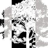 Sycamore Stripe Giclee Print by Sarah Cheyne