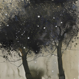 Seasonal Trees II Giclee Print by Susan Brown
