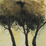 Seasonal Trees III Giclee Print by Susan Brown