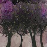 Seasonal Trees I Giclee Print by Susan Brown