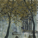 Seasonal Trees V Giclee Print by Susan Brown