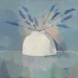 Lavender Pot Giclee Print by Sarah Simpson