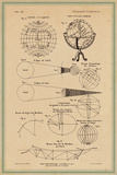 Geographie Universelle Giclee Print by  The Vintage Collection