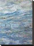Calm Water Leinwand von Amy Donaldson