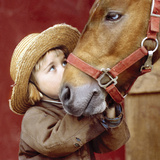 Best Of Friends Giclee Print by Bill Coleman