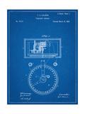 Stock Ticker Patent Prints