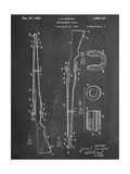 Semi Automatic Rifle Patent Prints