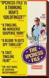 The Ipcress File Stretched Canvas Print