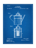 Coffee Percolator Patent Láminas