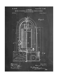 Recording Device Patent 1900 Giclee Print