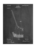 Hockey Stick Patent Poster
