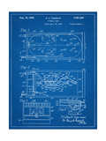 Pinball Machine Patent Prints