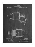 Speaking Telegraph Patent Prints