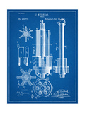 Drill Tool Patent Posters