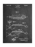 Fishing Lure Patent Art
