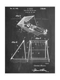 Beach Umbrella Patent 1929 Prints