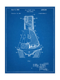 Space Capsule, Space Shuttle Patent Art