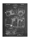 Willy's Jeep Patent Giclee Print