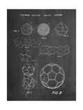 Soccer Ball Patent, How To Make Plakaty