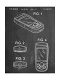 GPS Device Patent Prints