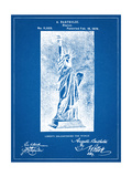 Statue Of Liberty Patent Prints