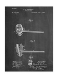 Tobacco Pipe 1890 Patent Prints