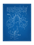 Climbing Harness Patent Prints