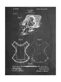 Baby Diaper Patent Art