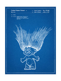 Troll Doll Patent Art