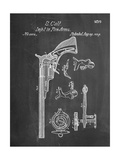 Colt Firearm Patent 1839 Posters