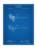 Pipe Wrench Tool Patent Print