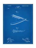 Shaving Razor Patent Art