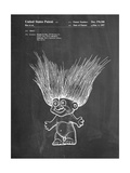 Troll Doll Patent Prints