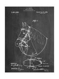 Horse Bridle Patent Print