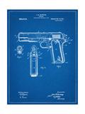 Colt 45 Patent 1911 Prints
