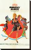 Modesty Blaise Stretched Canvas Print