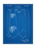 Neck Tie Patent Prints